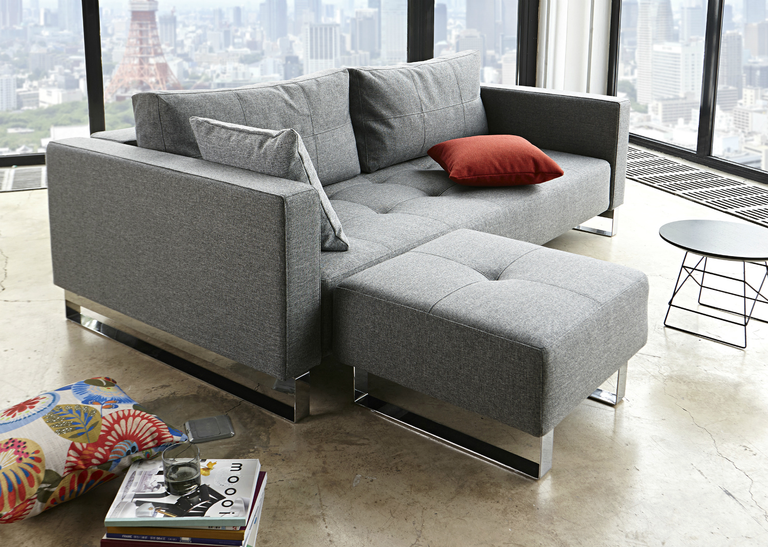 cassius excess  innovation living melbourne - sofa bed