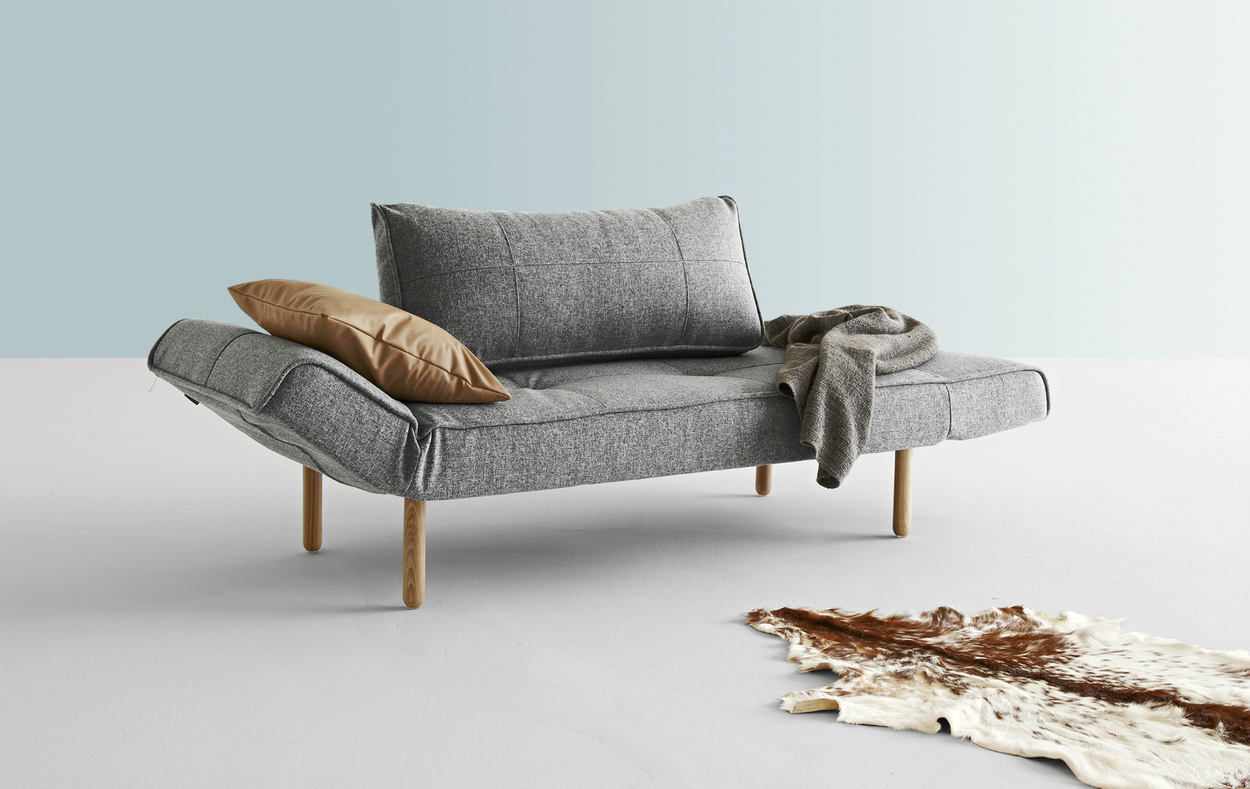 Zeal sofa stem innovation living melbourne for Sofa bed australia