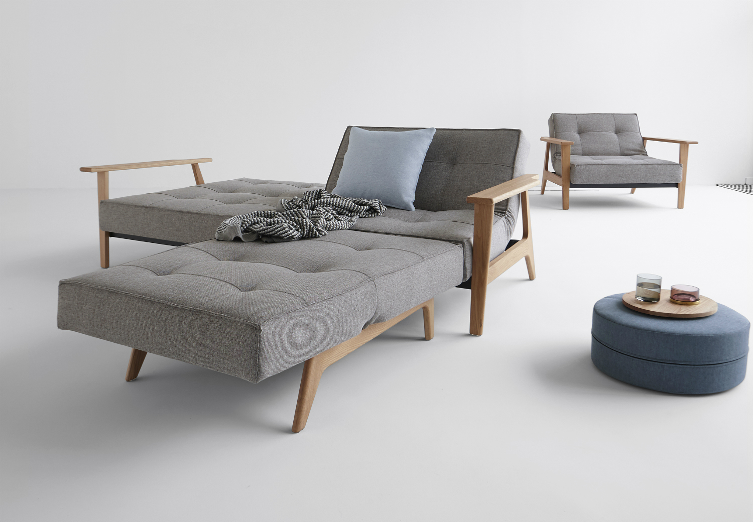 splitback frej  innovation living melbourne - sofa bed