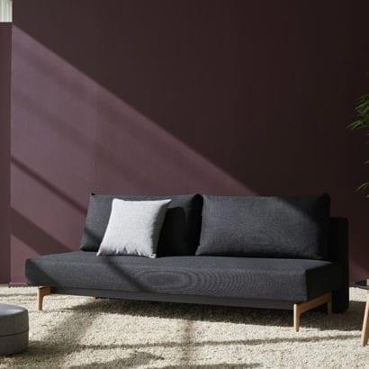 charcoal sofa