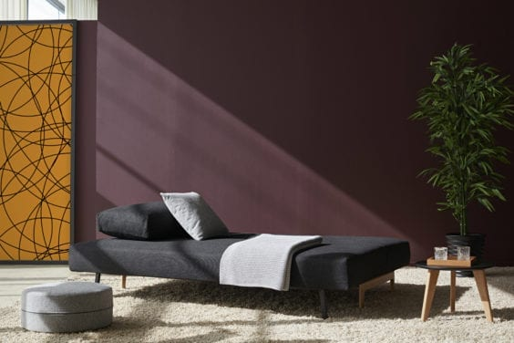charcoal daybed