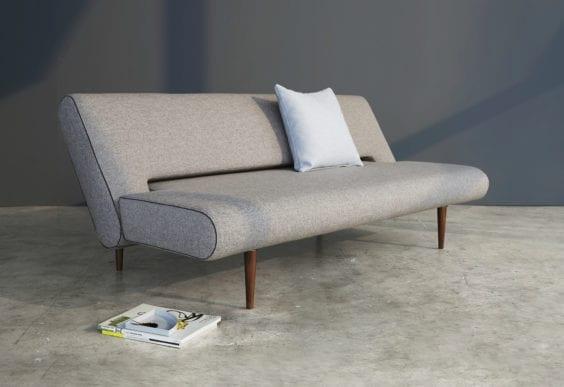 mixed grey sofa