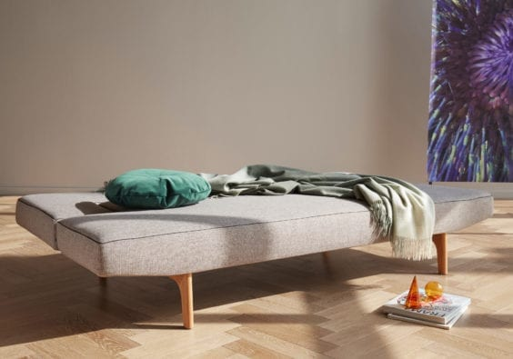 grey daybed