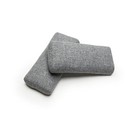 grey cushions