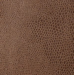 551 LEATHER LOOK FAUNAL BROWN