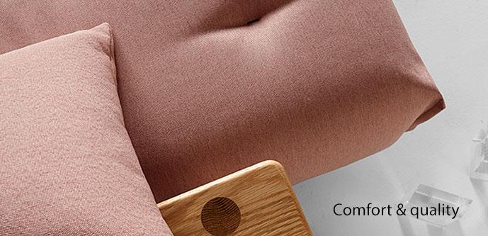 BALDER-sofa-bed-557-soft-coral-lacqured-oak-arms-1