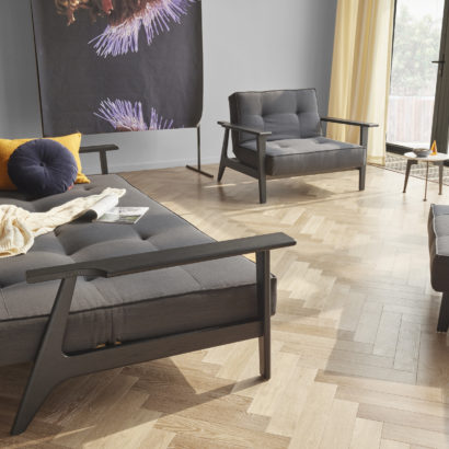 grey sofa bed lounge set