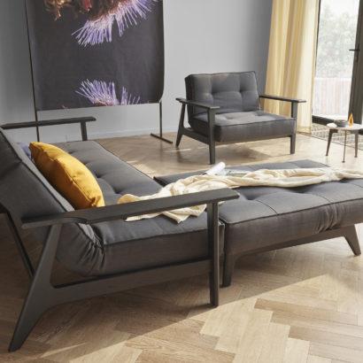 grey sofa set