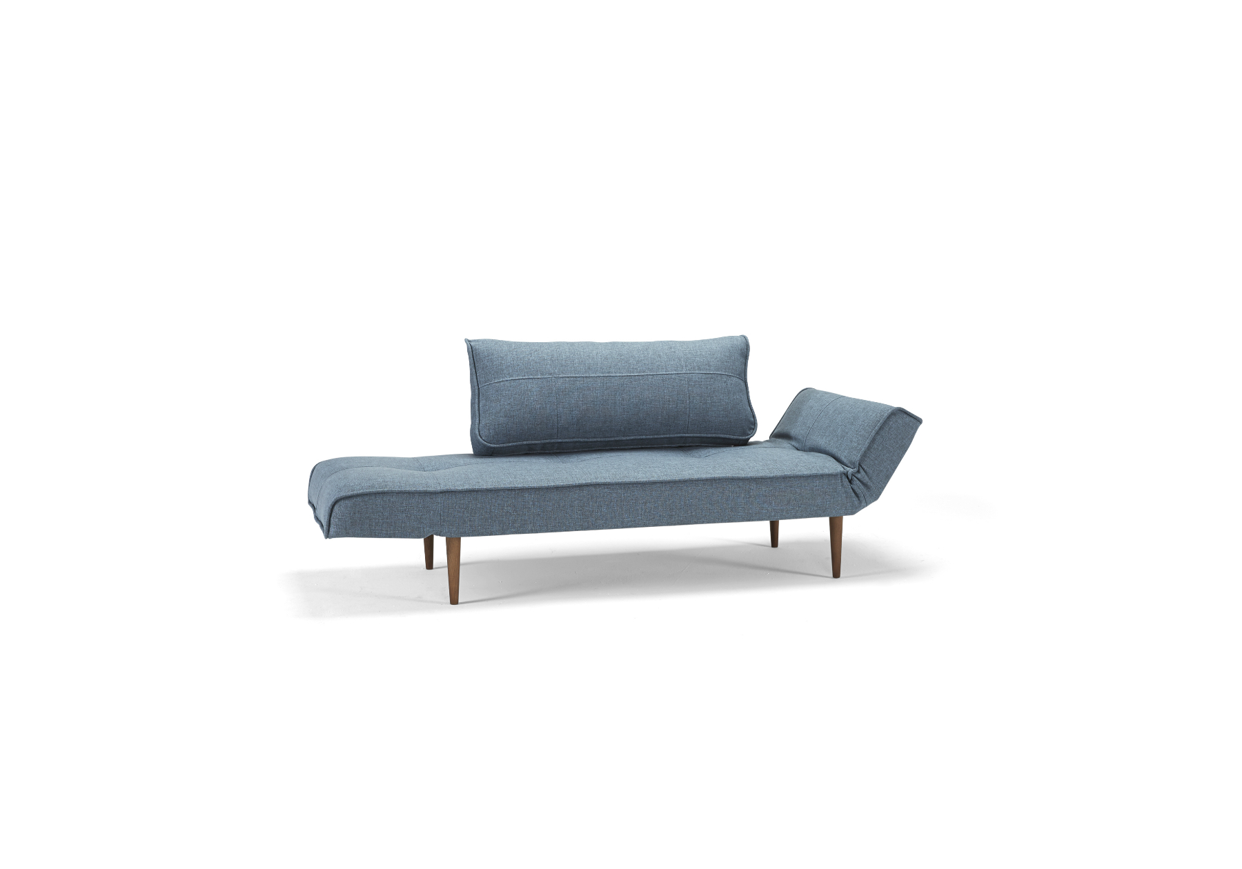 Zeal sofa dark innovation living melbourne for Sofa bed australia