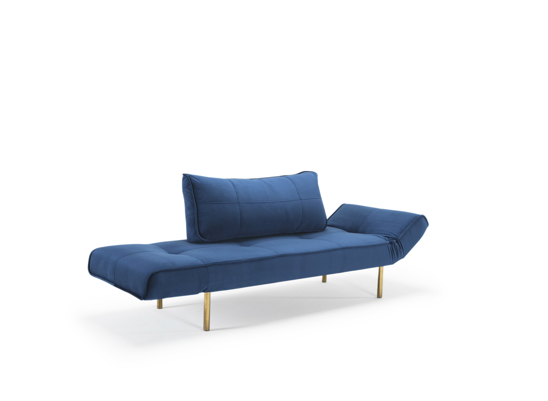 Zeal sofa brass innovation living melbourne for Sofa bed australia