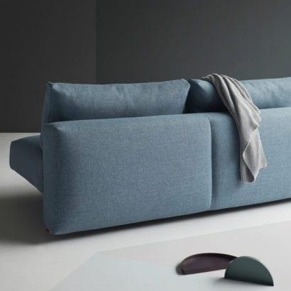 teal sofa bed