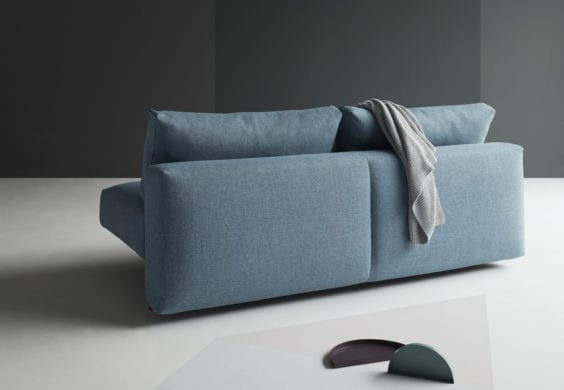 teal sofa bed