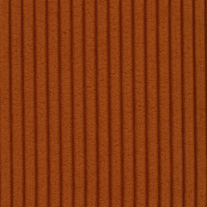 595 CORDUROY BURNT ORANGE