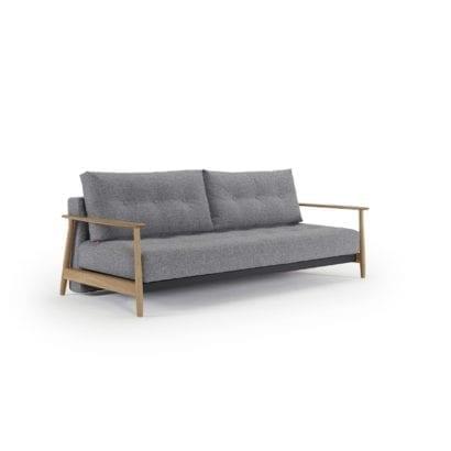 grey sofa bed