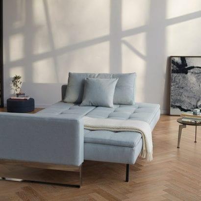 dual sofa bed