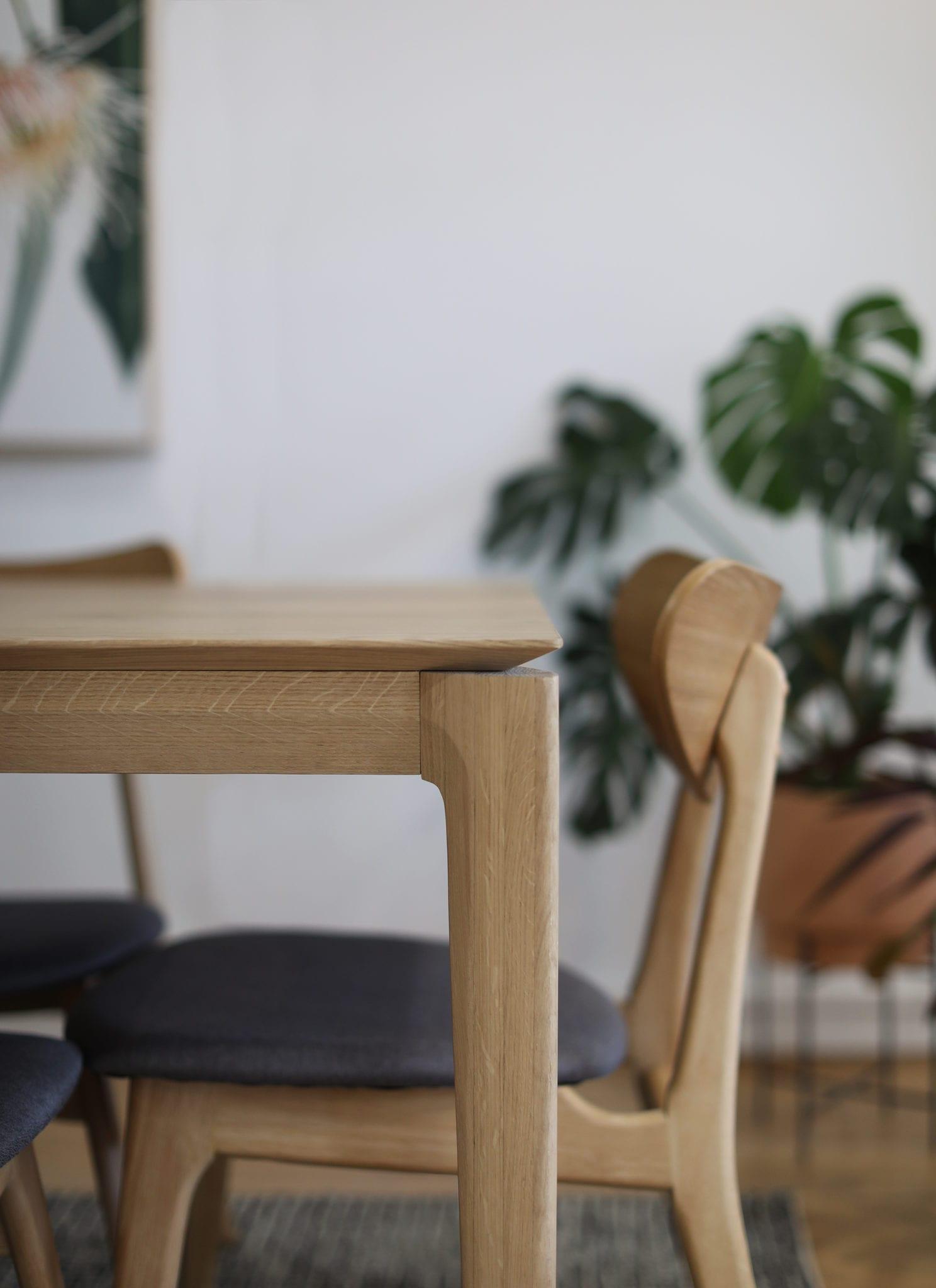 Ethnicraft Bok Dining Table Innovation Living Australia