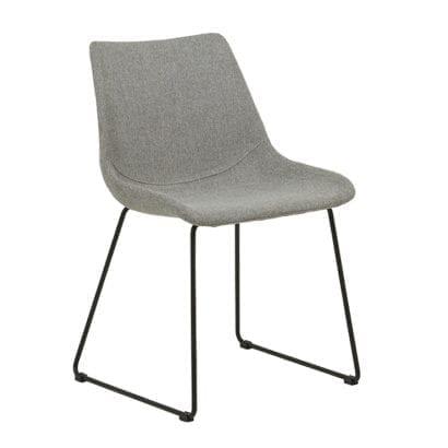 grey arnold chair