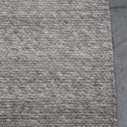 silver rug