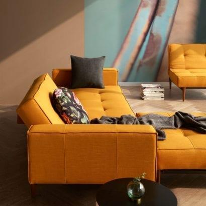 yellow lounge set