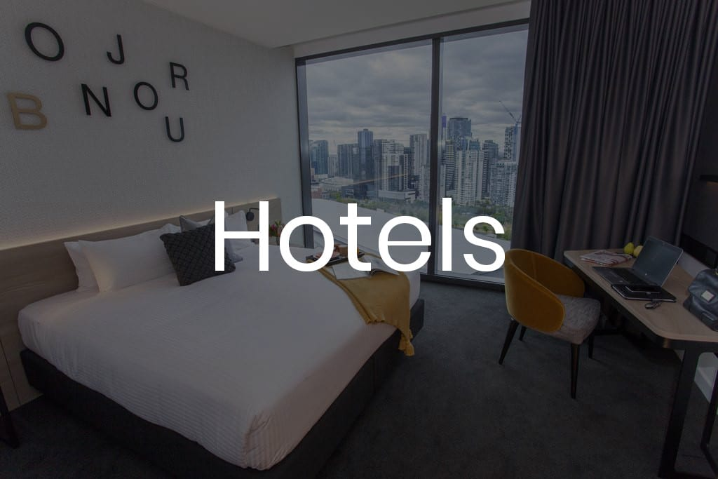 hotel decor